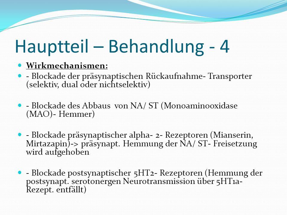 Hauptteil – Behandlung - 4