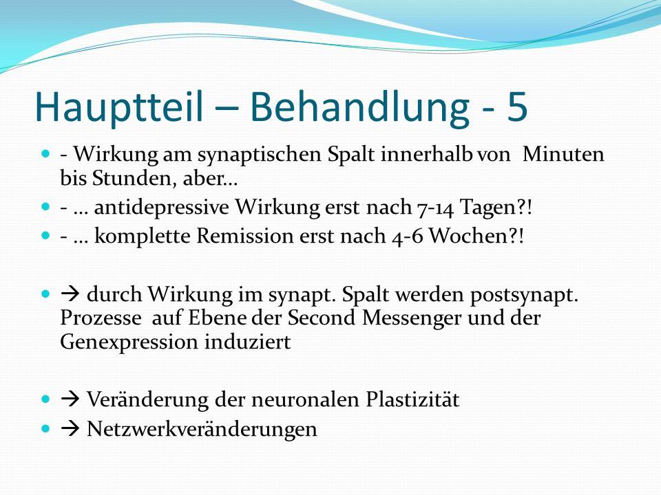 Hauptteil – Behandlung - 5