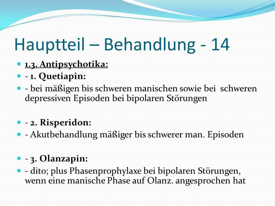 Hauptteil – Behandlung - 14