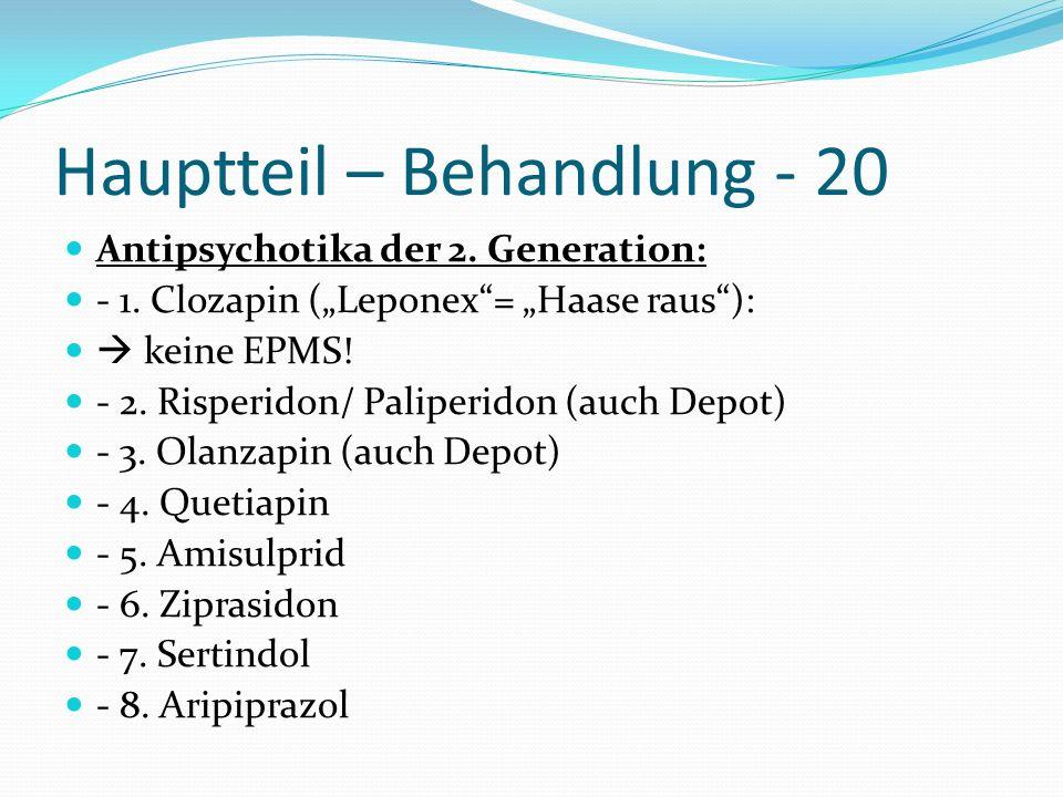Hauptteil – Behandlung - 20
