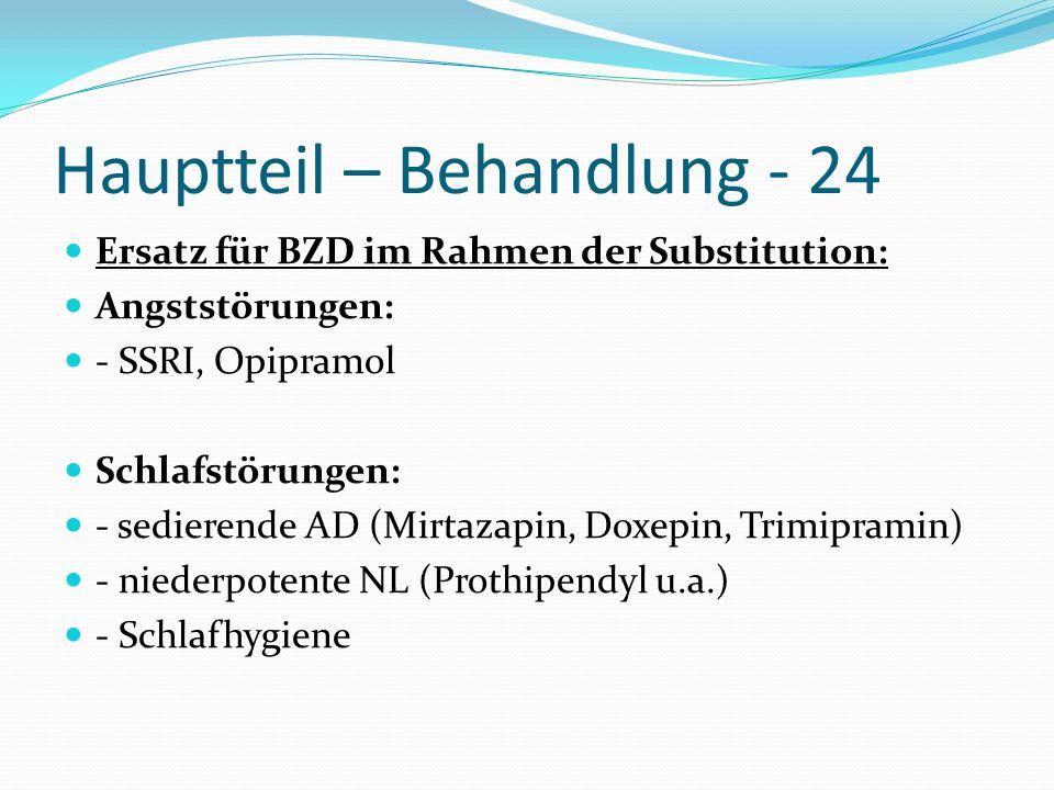 Hauptteil – Behandlung - 24