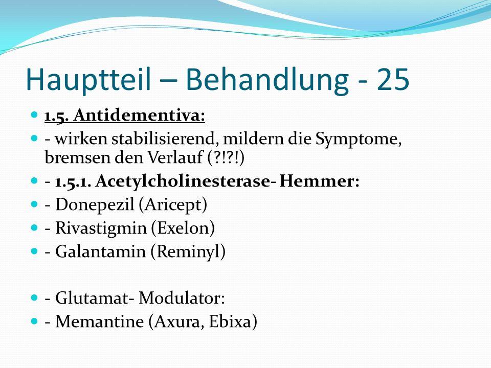 Hauptteil – Behandlung - 25