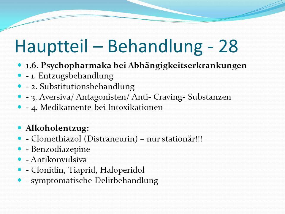 Hauptteil – Behandlung - 28