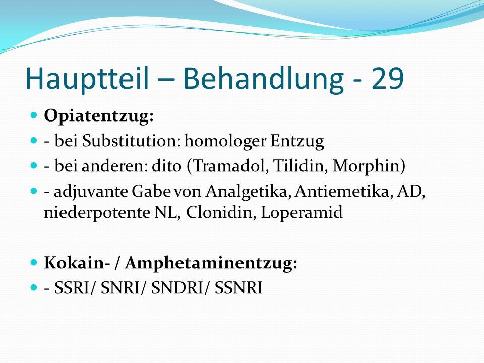 Hauptteil – Behandlung - 29