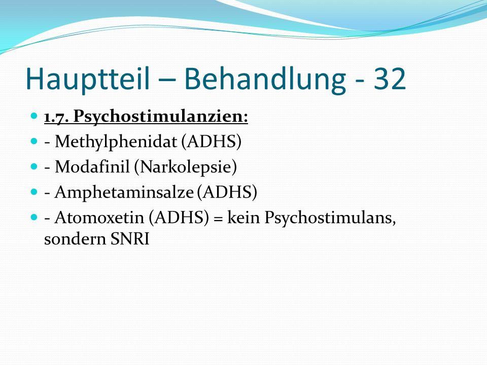 Hauptteil – Behandlung - 32
