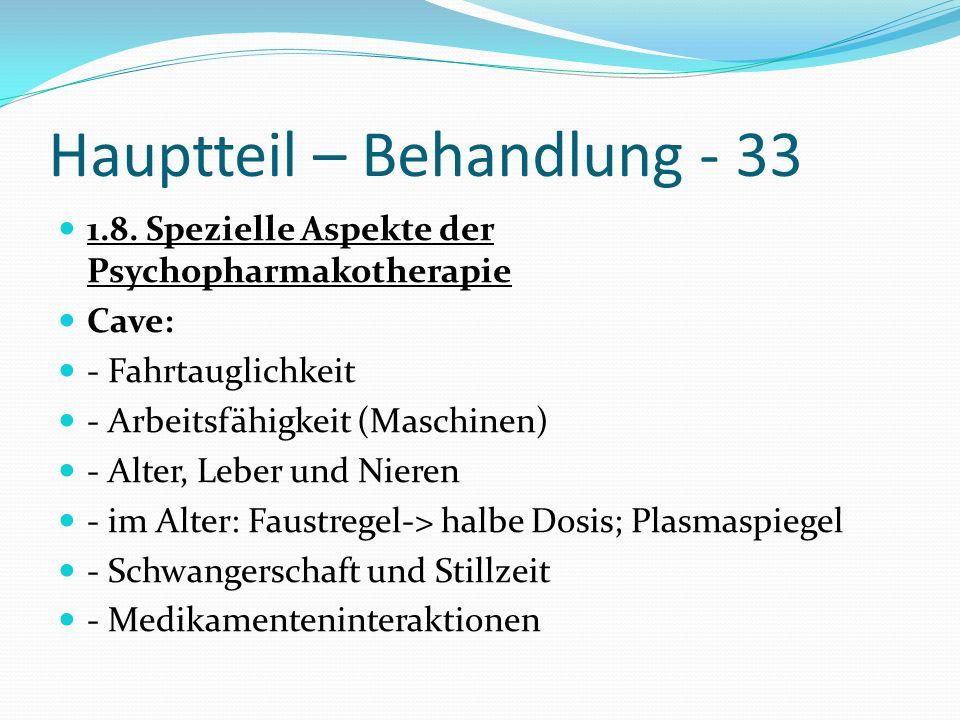 Hauptteil – Behandlung - 33