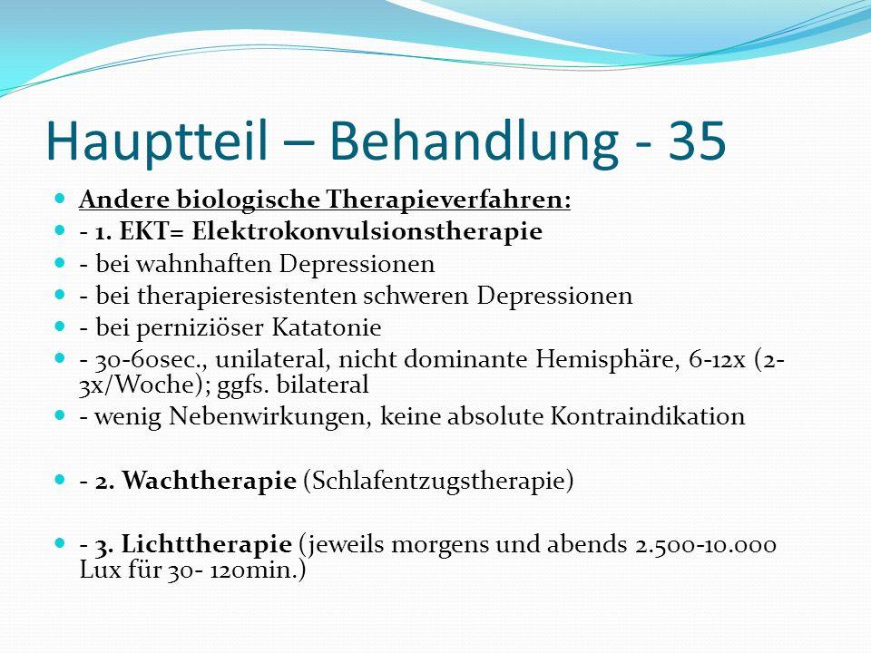 Hauptteil – Behandlung - 35