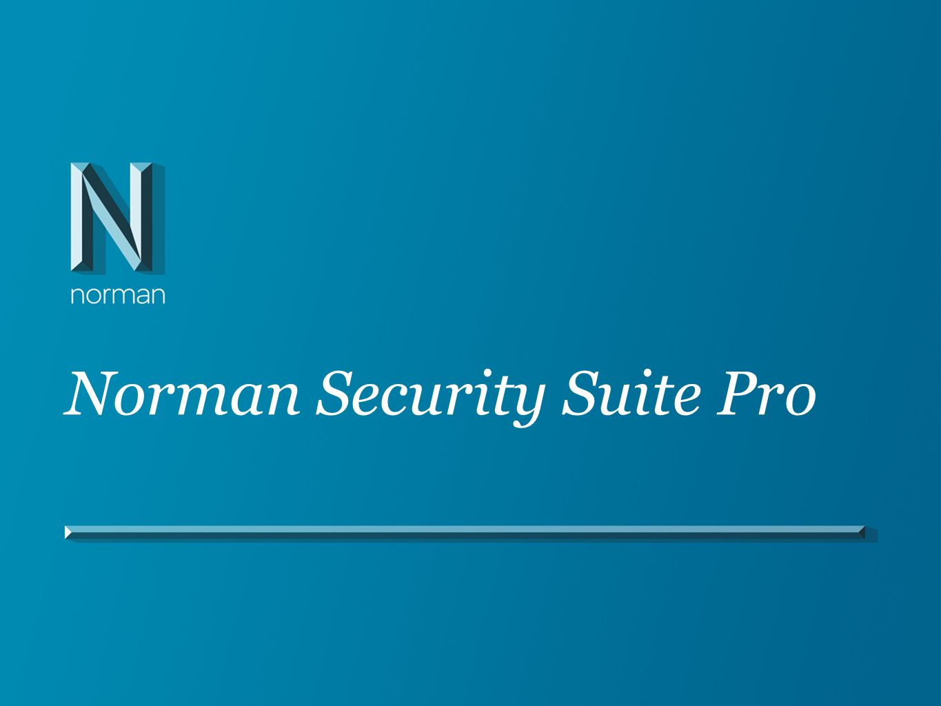 Norman Security Suite Pro