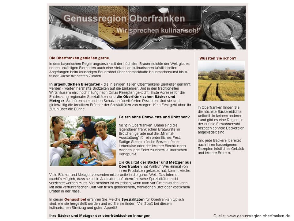 Quelle: www.genussregion.oberfranken.de