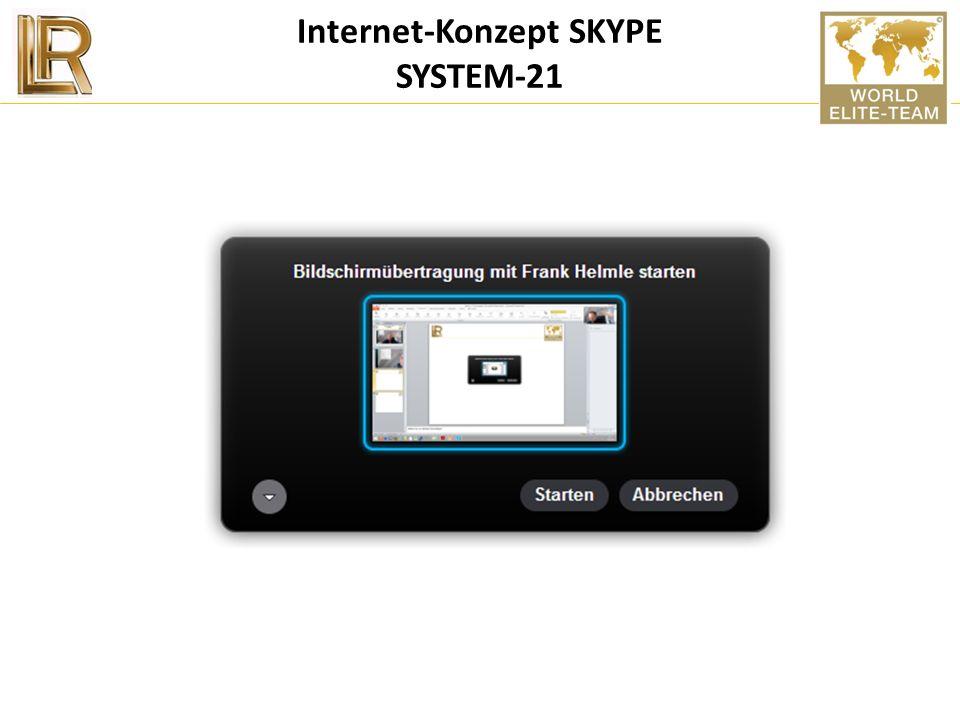 Internet-Konzept SKYPE
