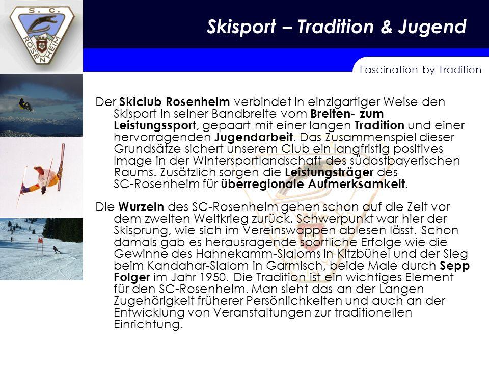 Skisport – Tradition- Jugend