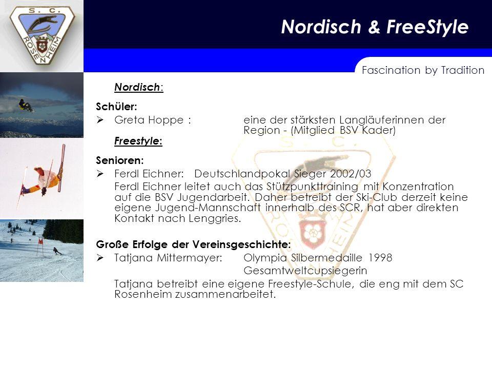Nordisch & FreeStyle Nordisch: Schüler: