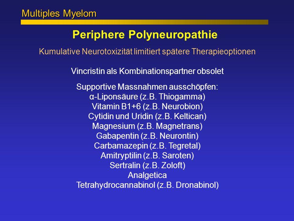 Periphere Polyneuropathie