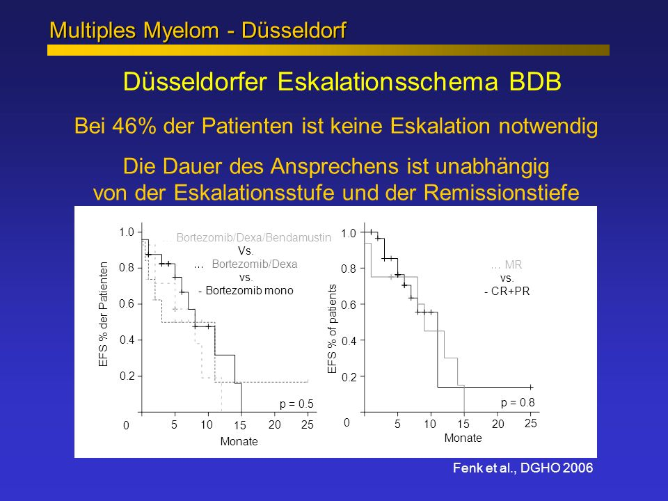 Düsseldorfer Eskalationsschema BDB