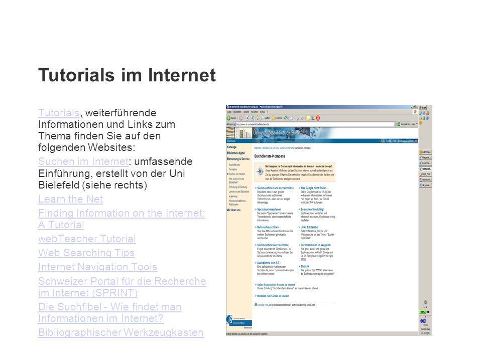 finden informationen internet
