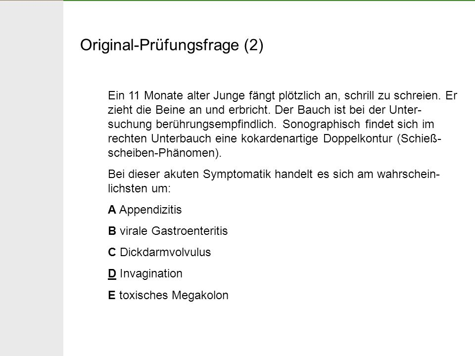 Original-Prüfungsfrage (2)