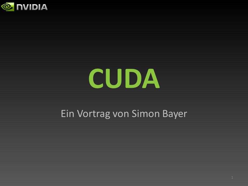 Ein Vortrag von Simon Bayer