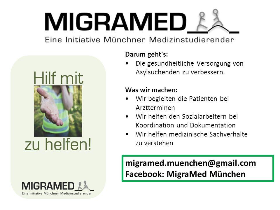 Facebook: MigraMed München