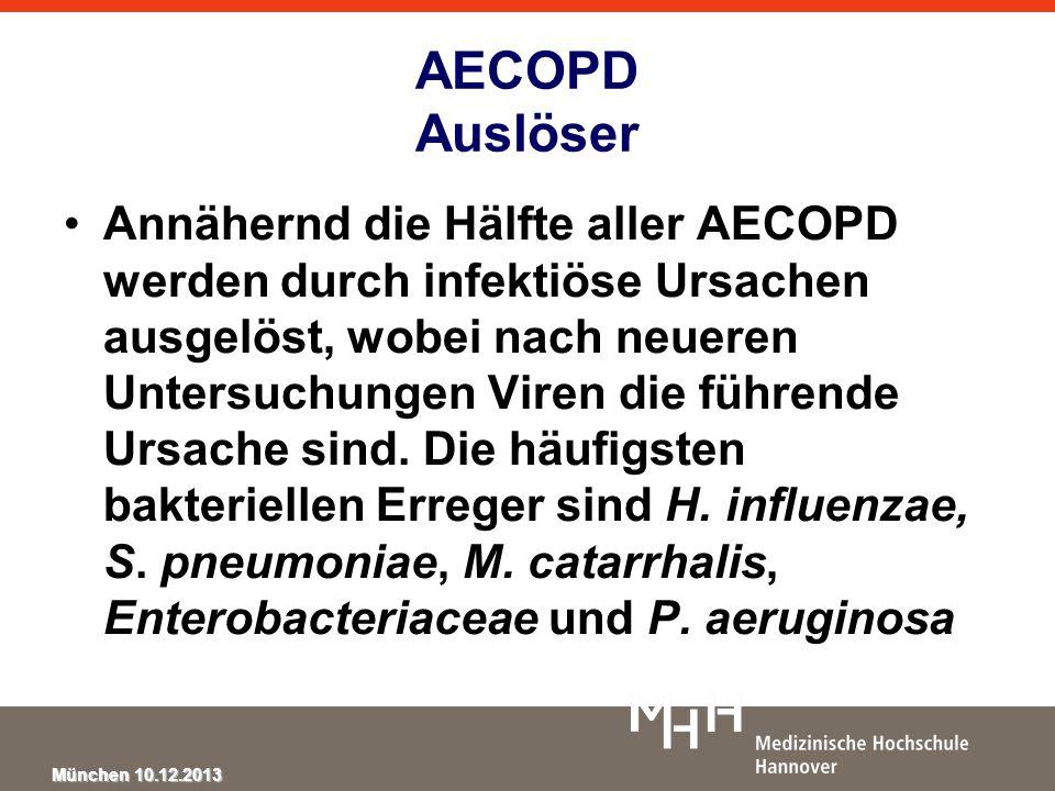 AECOPD Auslöser