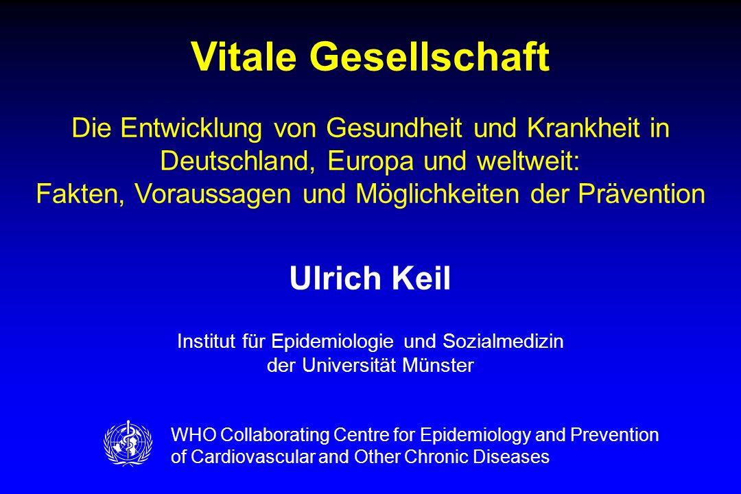 Institut für Epidemiologie und Sozialmedizin der Universität Münster