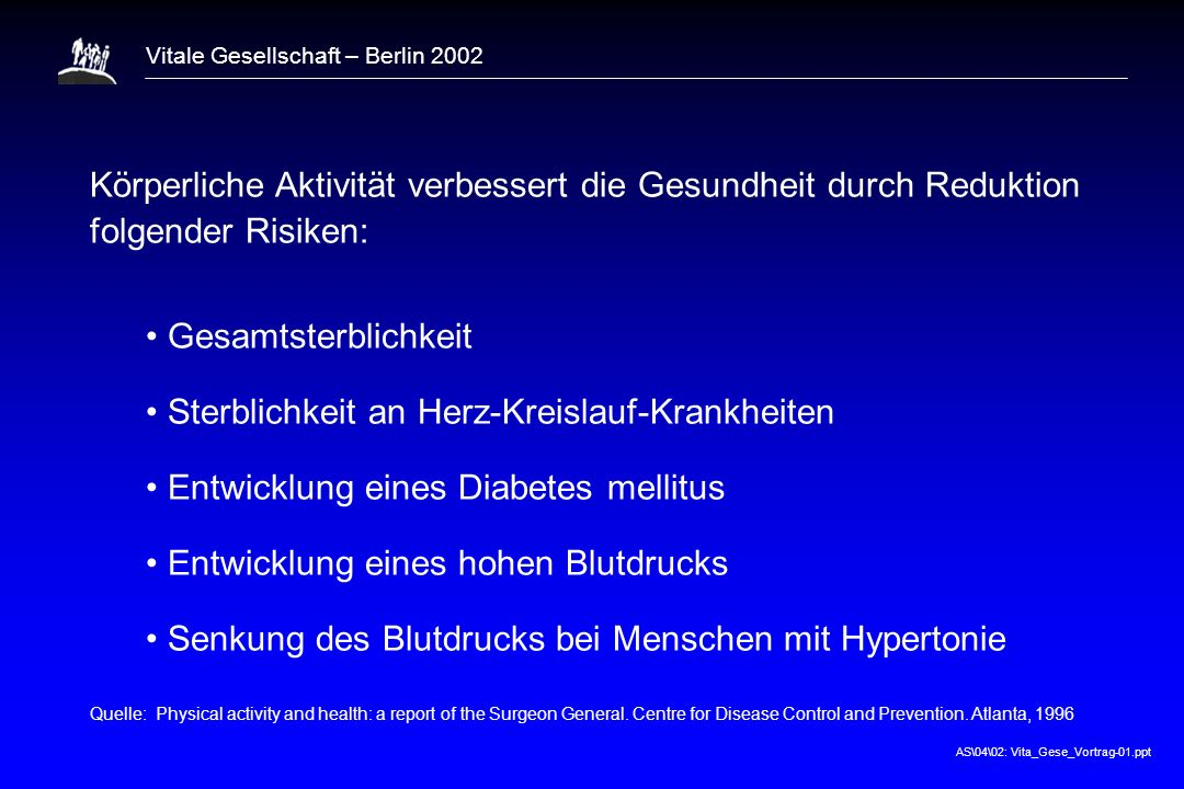 Sterblichkeit an Herz-Kreislauf-Krankheiten