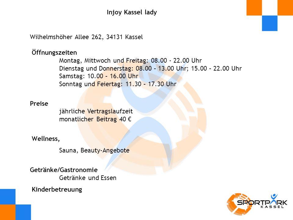 Injoy Kassel lady