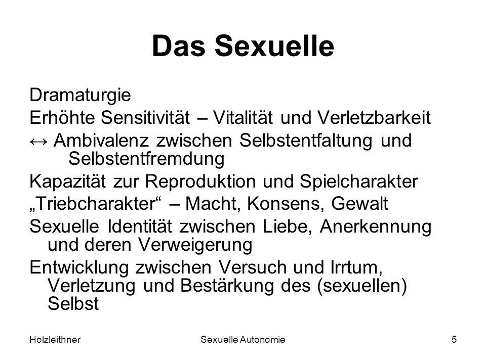 Das Sexuelle Dramaturgie