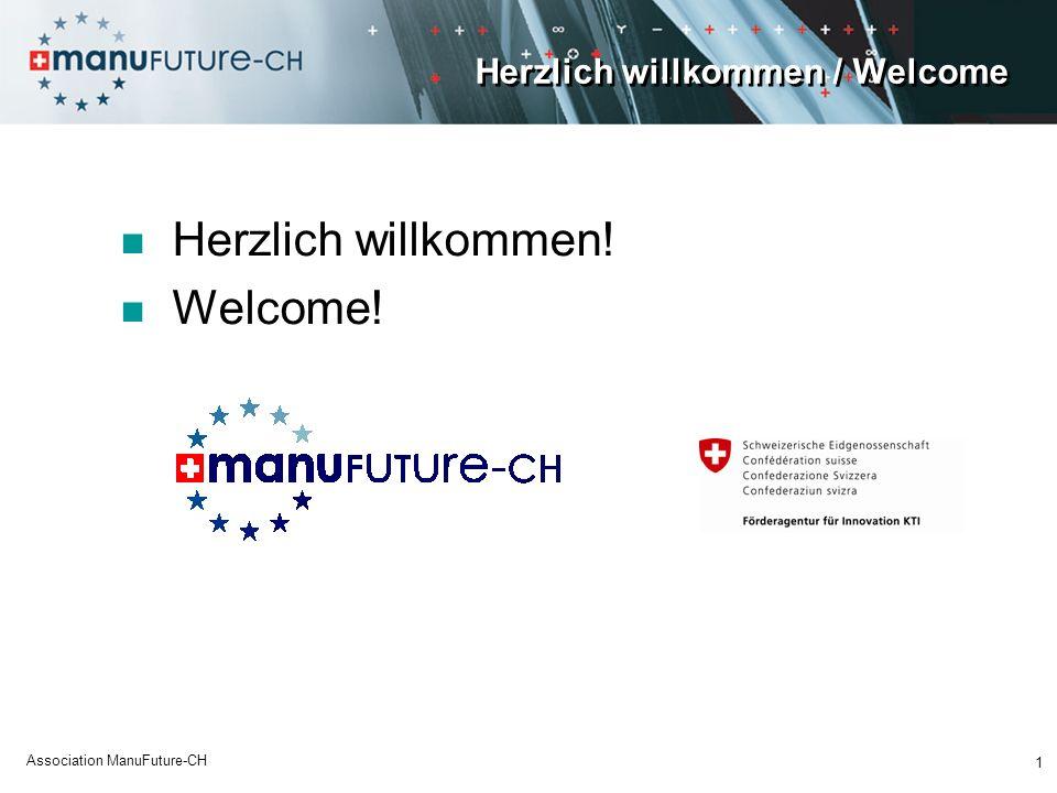 Herzlich willkommen / Welcome