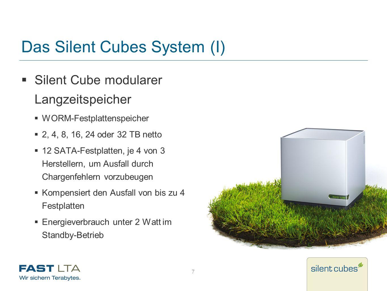 Das Silent Cubes System (I)