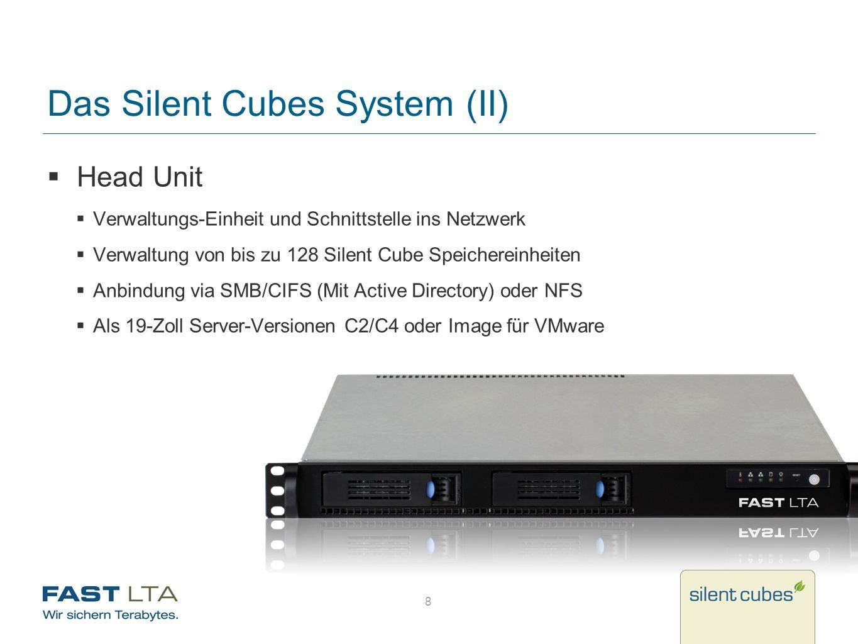 Das Silent Cubes System (II)