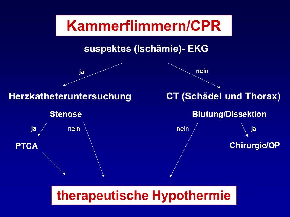 therapeutische Hypothermie