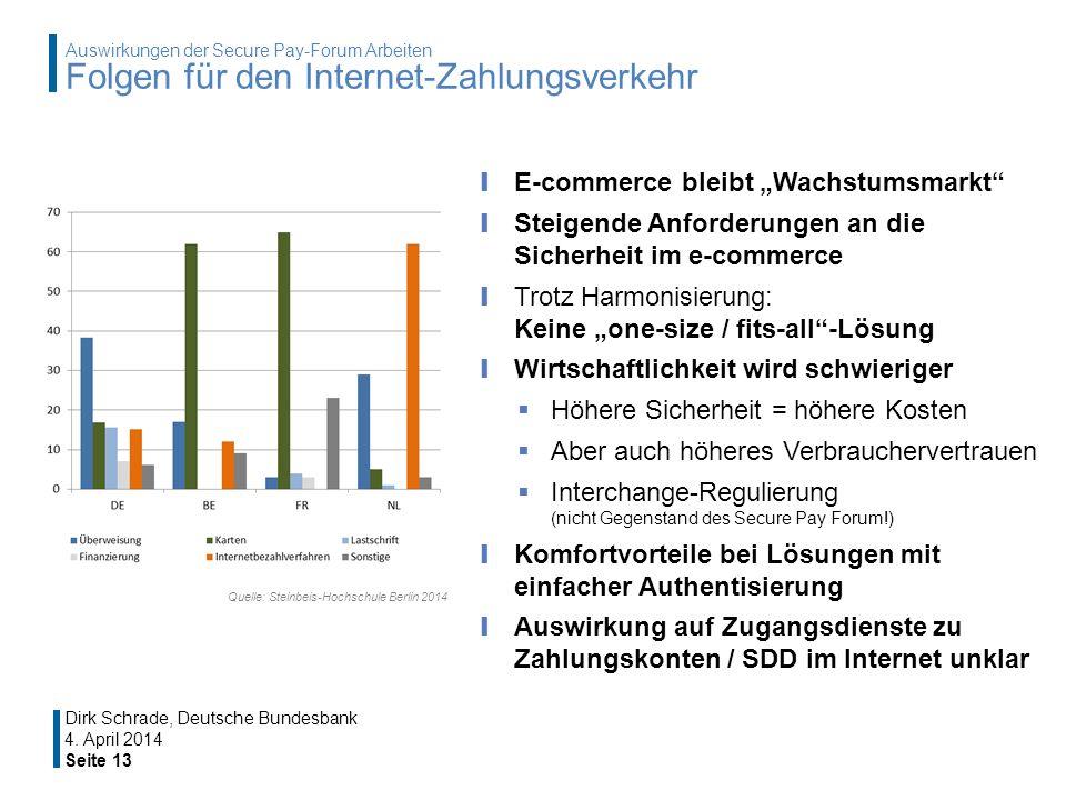 "E-commerce bleibt ""Wachstumsmarkt"