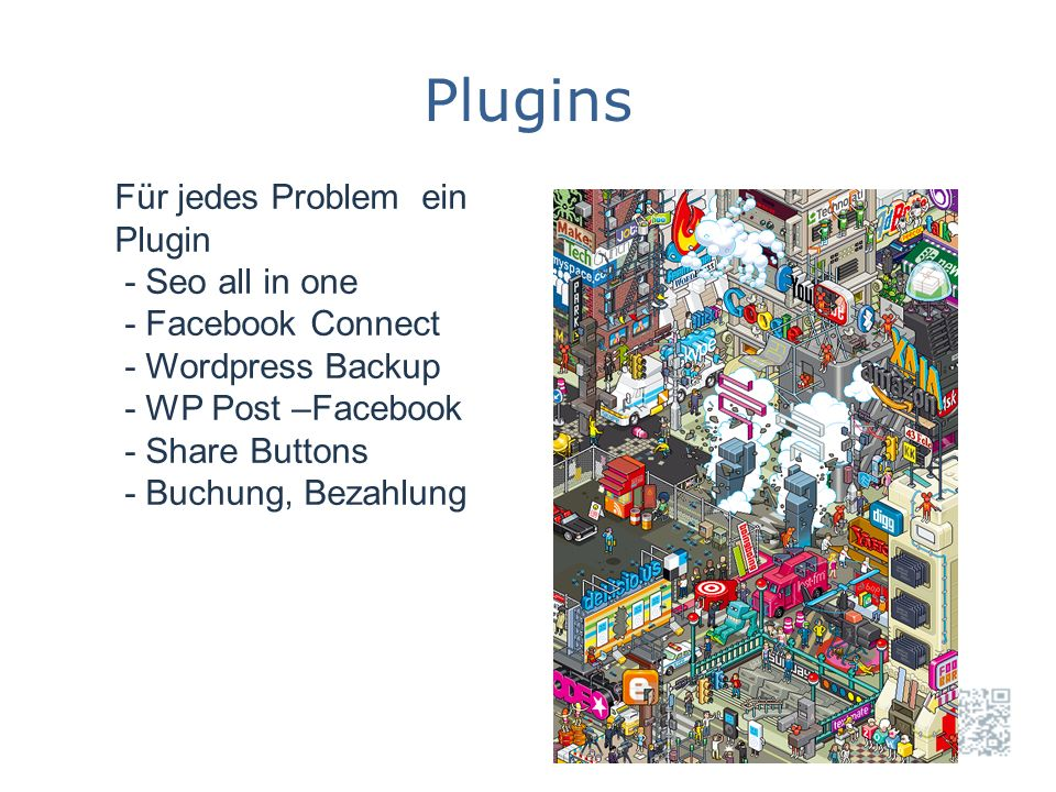 Plugins Für jedes Problem ein Plugin - Seo all in one