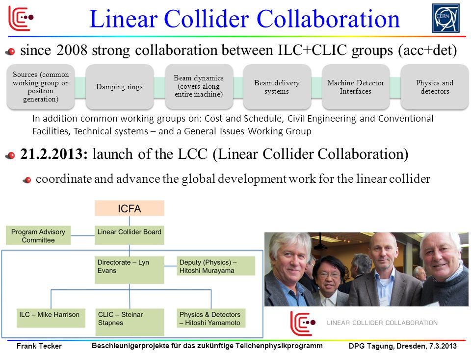 Linear Collider Collaboration