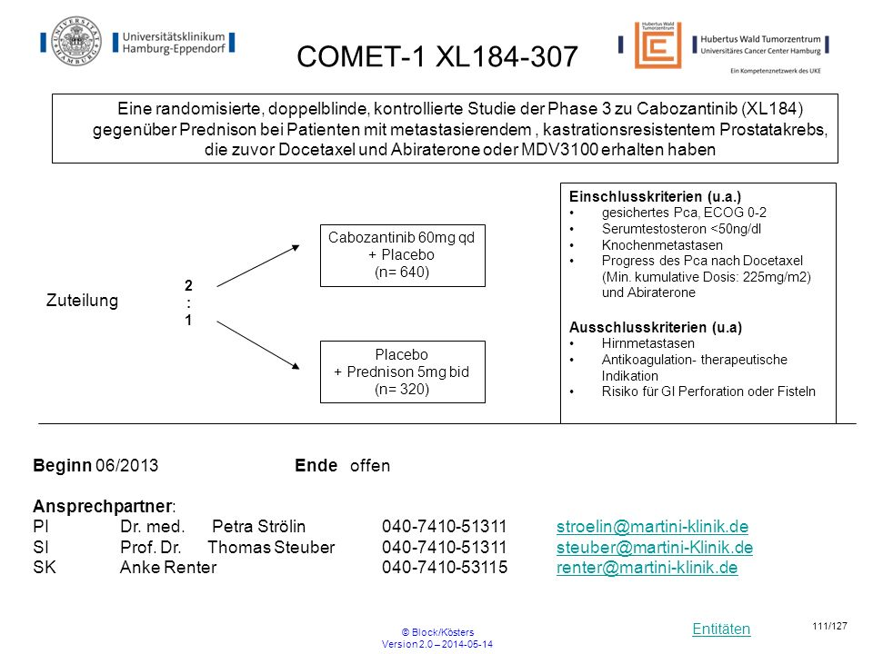 COMET-1 XL184-307