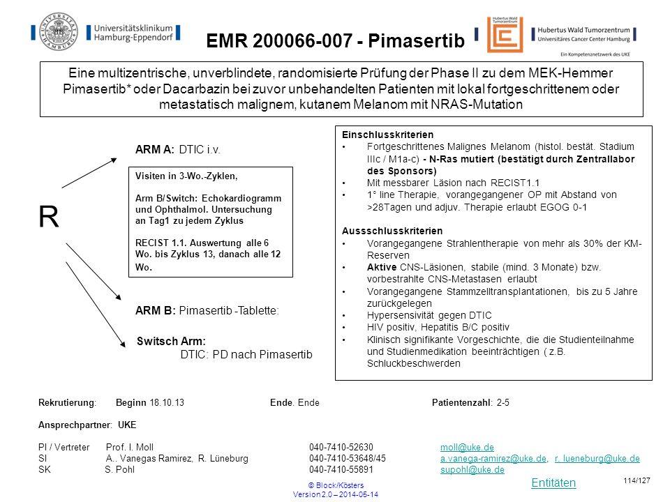 EMR 200066-007 - Pimasertib
