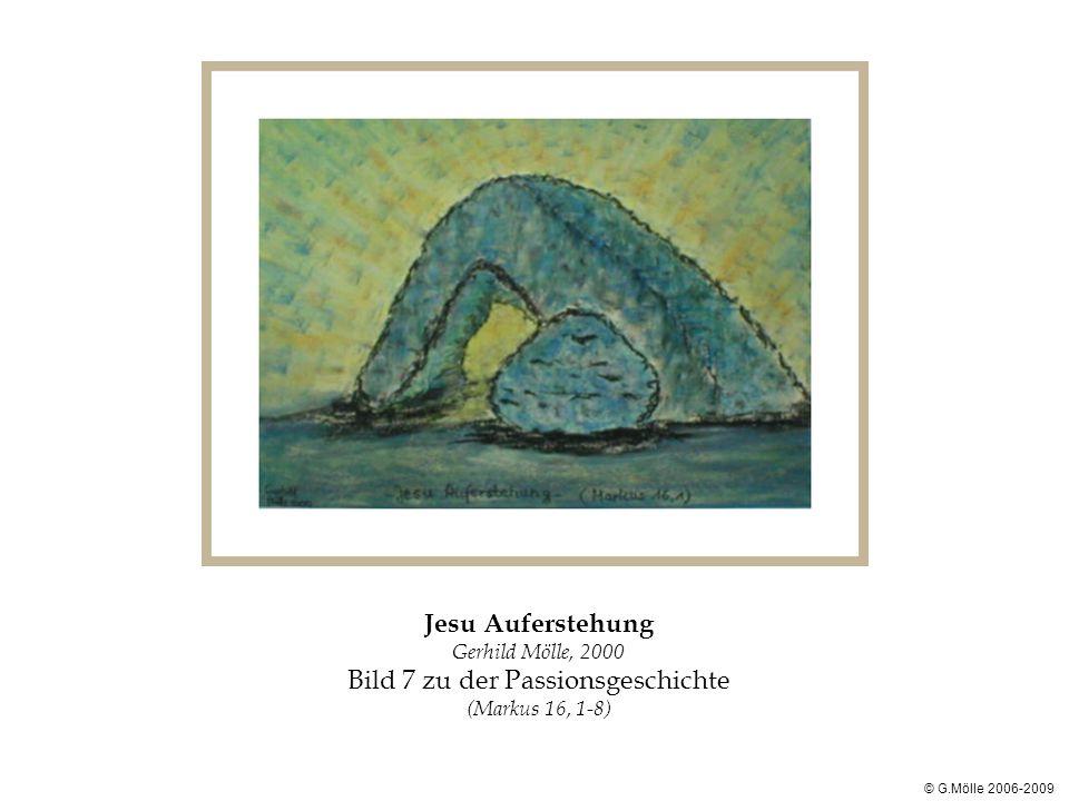 Jesu Auferstehung Gerhild Mölle, 2000