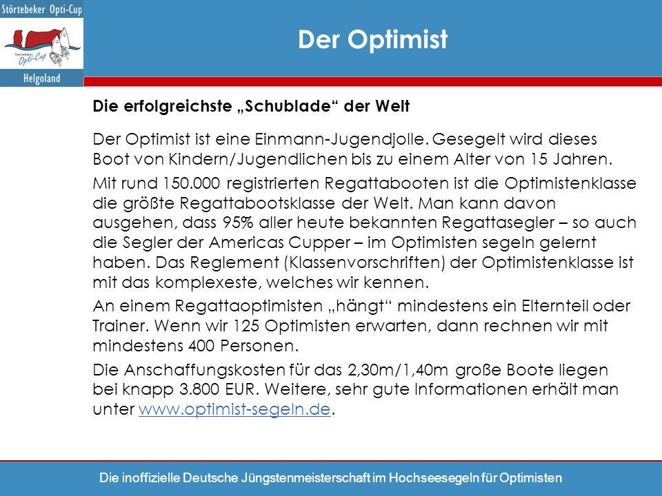 """Der Optimist Die erfolgreichste """"Schublade der Welt"""