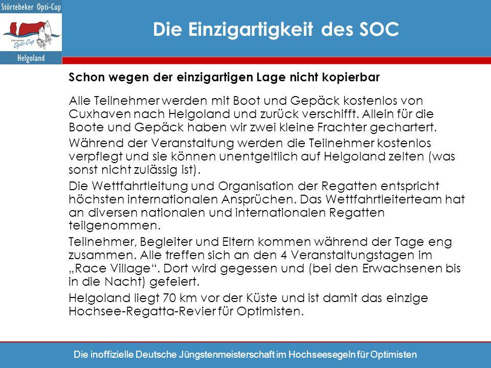 Die Einzigartigkeit des SOC