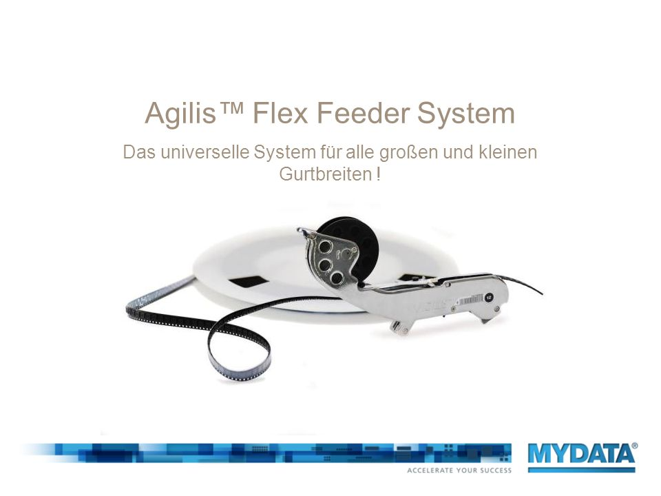 Agilis™ Flex Feeder System