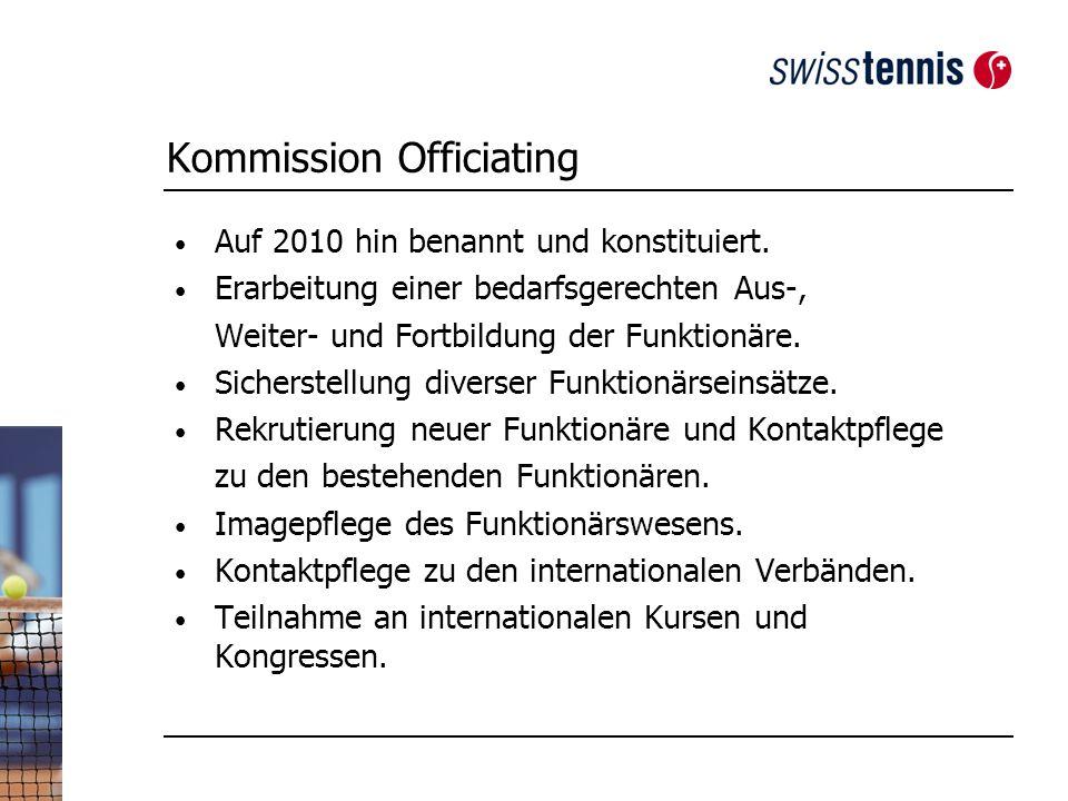Kommission Officiating