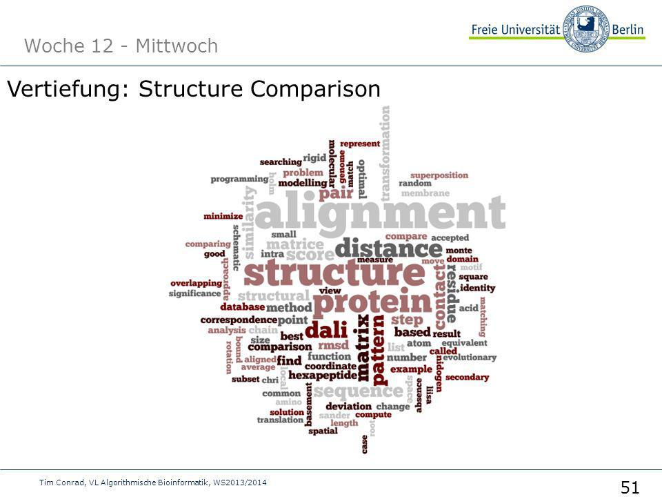 Vertiefung: Structure Comparison