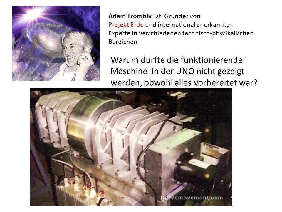 Adam Trombly ist Gründer von