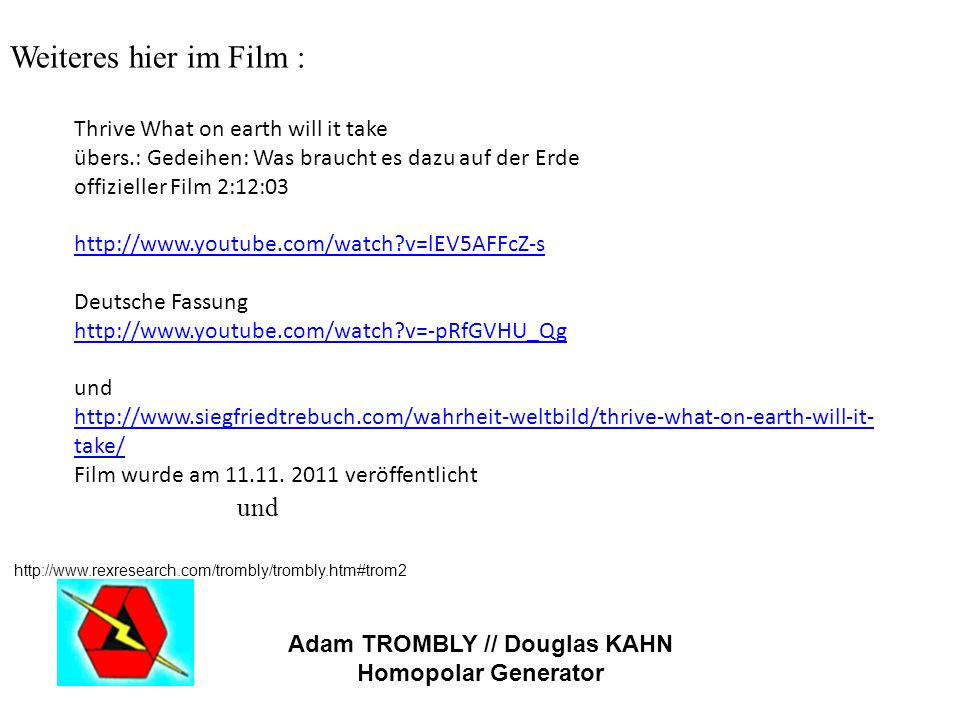 Adam TROMBLY // Douglas KAHN