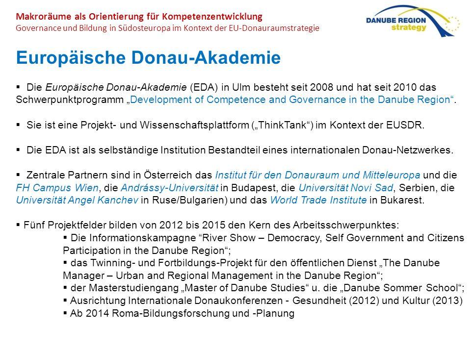 Europäische Donau-Akademie