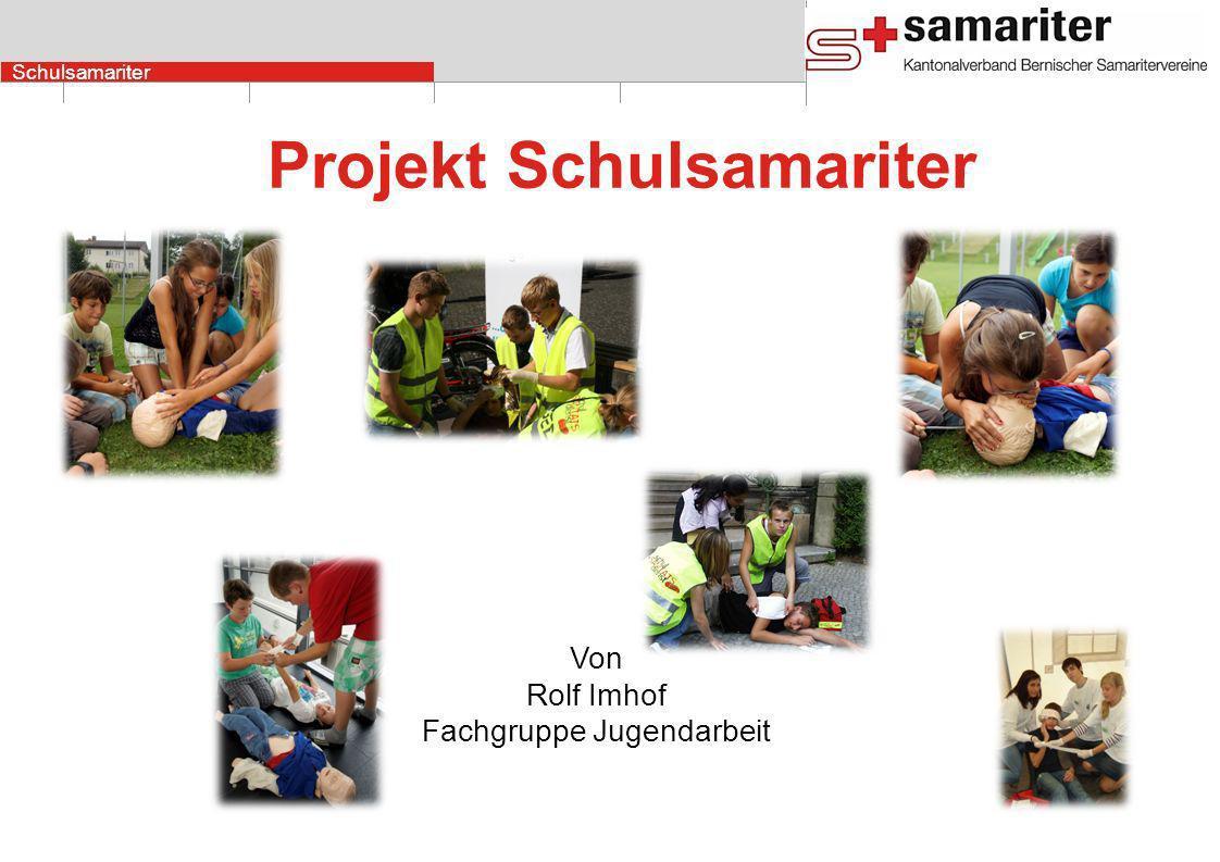 Projekt Schulsamariter
