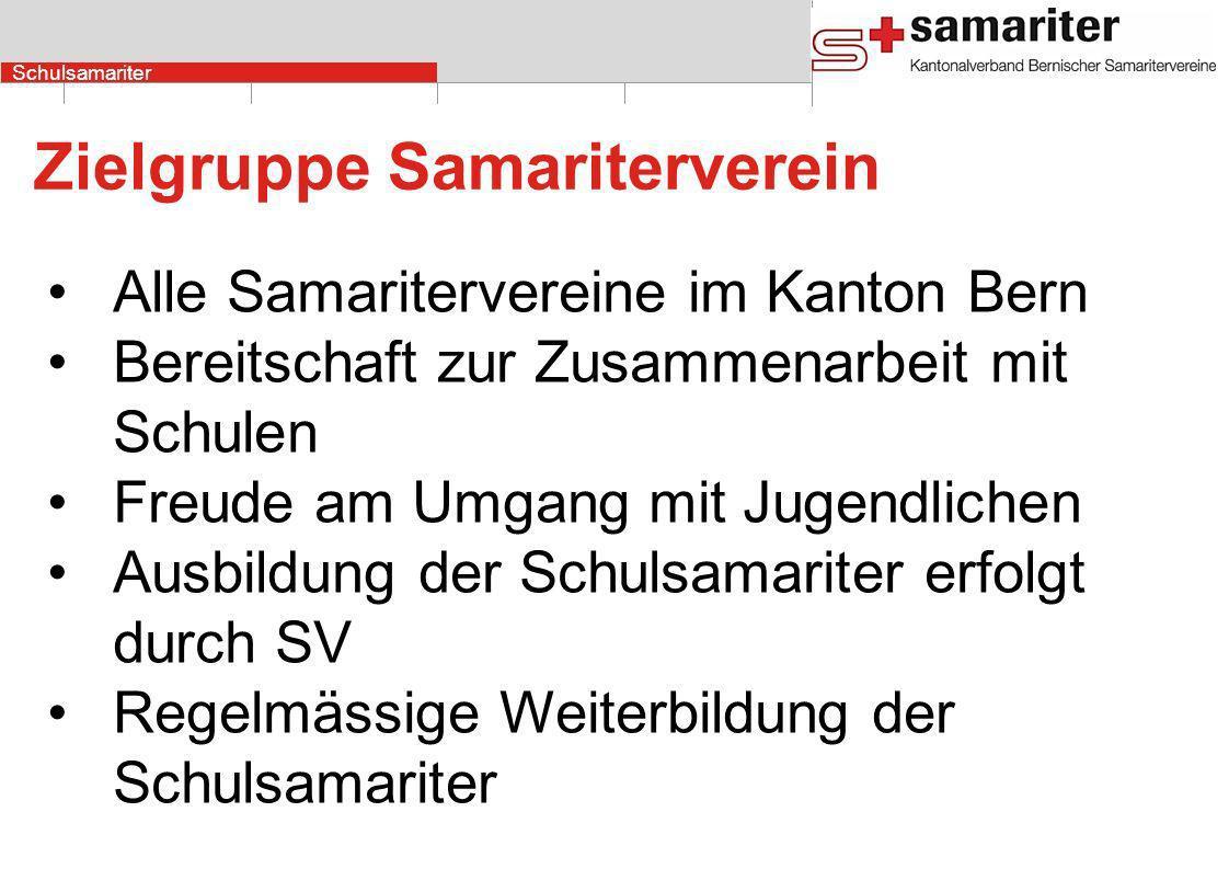 Zielgruppe Samariterverein