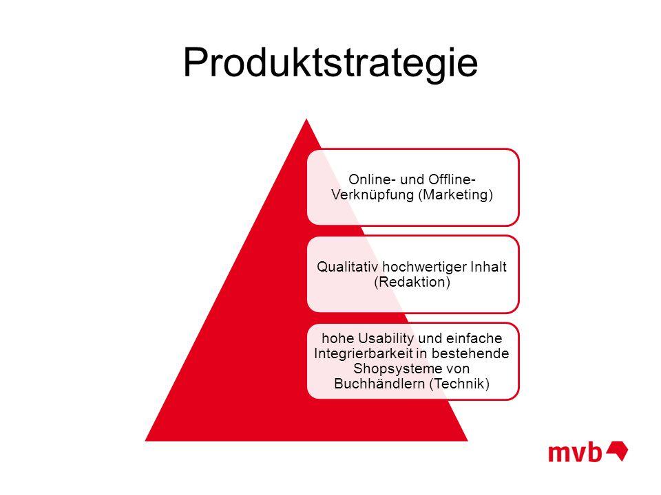 Produktstrategie Online- und Offline-Verknüpfung (Marketing)