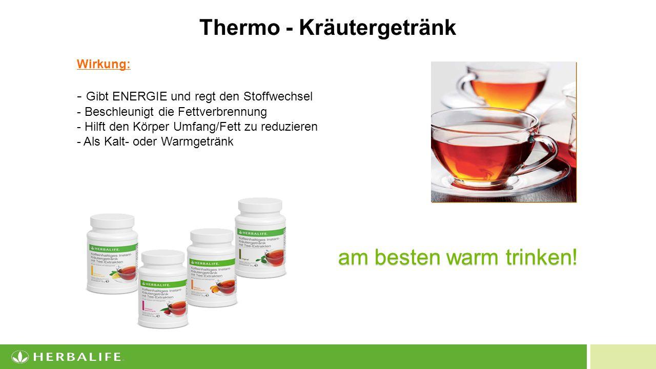 Thermo - Kräutergetränk