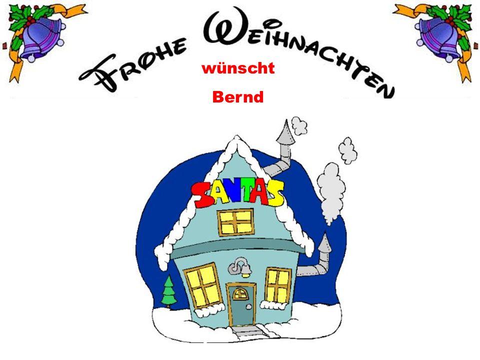 wünscht Bernd